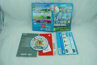 Jeu New. SUPER MARIO BROS U pour Nintendo Wii U version FR PAL