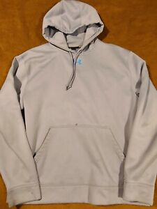 Under Armour Pull over hoodie, men's size Large