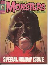 Warren Famous Monsters of Filmland #123 Special Holiday Issue 3 Stooges