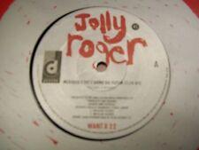 """Jolly Roger-Musique C'est L'arme Du Futur-12""""Single-Vinyl Record-Desire-WANTX22"""