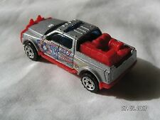 MATCHBOX MADE IN CHINA EMERGENCY RESCUE 4X4