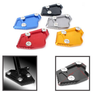 Kickstand Side Stand Plate Pad for BMW K1600GT/1600GTL 2011-2015