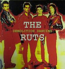 The Ruts(CD Album)Demolition Dancing-Receiver-RRCD182-UK-1994-New