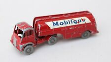 Matchbox Lesney Major Pack M8 Mobilgas Petrol Tanker with Thorneycroft Tractor