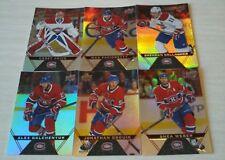 2018 -19 MONTREAL CANADIENS  TIM HORTONS UPPER DECK TEAM SET UD 18-19 NHL