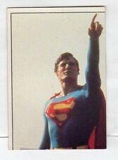 figurina PANINI SUPERMAN -1978- NUMERO 85