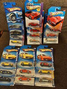 Hot Wheels Ferrari Lot Of 19 no duplicates, 6 Enzo