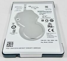 "Seagate Mobile ST2000LM007 2 TB 2.5"" SATA 6Gb/s Laptop PS4  Hard Drive Thin 7mm"