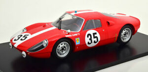 Spark Porsche 904 GTS 24h Le Mans 1964  Müller/Sage #35 in 1/12 Scale New!