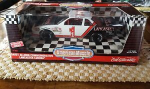ERTL COLLECTIBLES #1 [1/18 SCALE] DAVEY ALLISON AMERICAN MUSCLE
