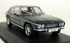 Norev 1/43 Scale - 270250 Jensen Interceptor 1976 Dark Green Diecast Model Car