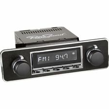 RetroSound Car Stereo New VW Volkswagen Beetle Porsche 911 914 900C-502-40-80