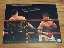 "Boxer ""Dangerous"" DANA ROSENBLATT signed 8x10 Photo COA"