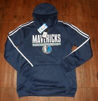 Dallas Mavericks Youth Logo Pullover Hoodie Size X-Large (18)  Small (8)