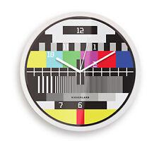 Orologi da parete rotonda in alluminio 12 ore