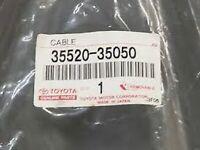TOYOTA GENUINE CABLE ASSY, THROTTLE 4RUNNER RN VZN 87-95 &PICKUP 35520-35050 OEM