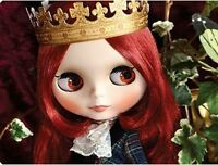 Takara Tomy CWC Limited Edition Neo Blythe Royal Soliloquy Doll NEW Japan EMS