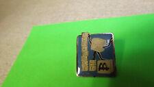 Vintage Mcdonald's Hat Pin Scrabble Game Fun Rare