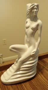 Frankoma Pottery  Nude Woman  Figurine Statue  by Gerald Smith