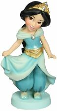 "3.75"" Jasmine Growing Up Figurine Disney Disneyland Statue Figure Aladdin"