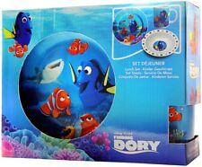 Findet Dory Geschirr Set Kindergeschirr 3-teilig Frühstück Disney Nemo Hank Neu