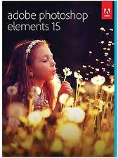 Adobe Photoshop Elements 15 (PC / MAC) PC / MAC STANDARD