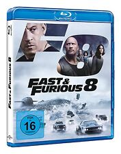 FAST AND FURIOUS 8 KOMPLETTE STAFFEL 8 FAST & FURIOUS BLU-RAY DEUTSCH