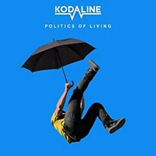 Kodaline -  Politics of Living -  New Blue Vinyl LP  - Pre Order - 28/9