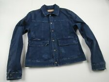 BNWT GALLIANO JACKET 32 6R2983 74605 JEANS JEAN DENIM M TG.M SIZE 48 100% AUTHEN