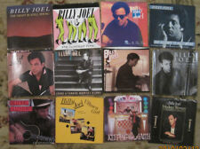 LOT of 12 BILLY JOEL 45rpm Picture Sleeves - ONLY! NO 45s!