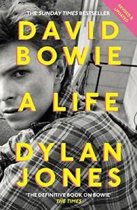 David Bowie: A Life, Jones, Dylan, New Book
