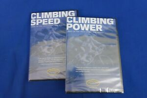 NEW CTS Carmichael Training Systems DVD - Climbing Power + Speed - Train Right