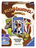 Ravensburger Spiele Kuhhandel Master Kartenspiel Auktionsspiel Spielzeug NEU