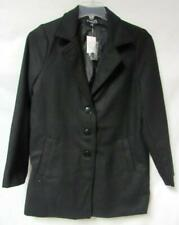 5535dbfab876c Mens Size Medium Button Front Faux Wool Overcoat Jacket from Rue 21 A1 2019