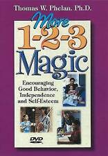 More 1-2-3 Magic: Encouraging Good Behavior, Independence and Self-Esteem DVD
