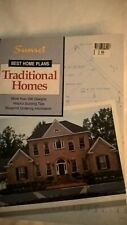 Sunset Best Home Plans-- Traditional Homes 1992