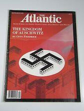 The Atlantic Magazine- September 1981- The Kingdom of Auschwitz