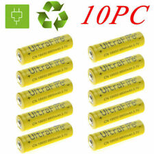 18650 Battery  Li-ion 3.7V Rechargeable Battery for Torch