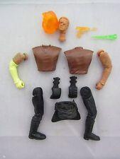 Star Wars Prototype Test Shot CAPTAIN TYPHO Figure Complete Star Wars Saga 2002