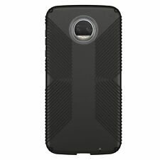 Speck Presidio Grip Case Motorola Moto Z2 Force Black