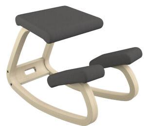 VARIER Balans Variable Kneeling Chair Grey