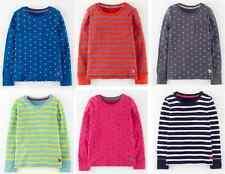 Girls top MINI BODEN Tshirt long sleeve baby 2 3 4 5 6 7 8 9 10 11 12 years