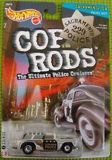 Hot Wheels Cop Rods 6+1999 Boys 1:64 Cars Police Rod Chevy NoMad Sacramento CA.
