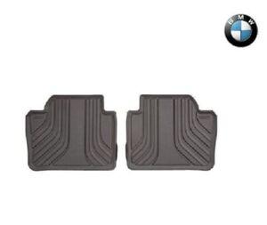 Original BMW 2er Active Tourer F45 Allwetter Fussmatten hinten NEU 51472287859