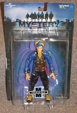 1999 Mystery Men The Blue Raja Movie Action Figure New In The Package