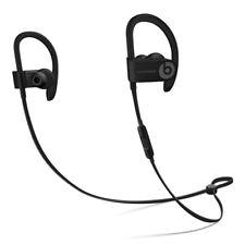 GENUINE Beats by Dr. Dre Powerbeats 3 Ear-Hook Wireless Black ML8V2LL/A  Charger