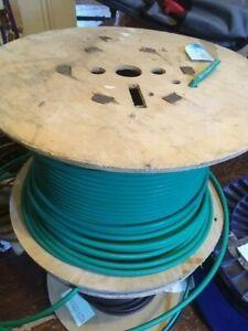 KNX (EIB) Green Cable 2x2x0.8mm sold per metre