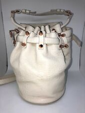 Alexander Wang Diego Bucket Bag in Opaline