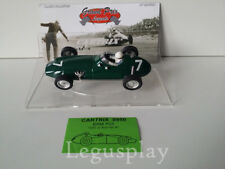 Slot car SCX Scalextric Cartrix 0950 BRM P25 1959 Jo Bonnier #7