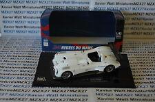 IXO VOITURE 24 HEURES DU MANS 1/43 PANOZ LMP900 Test Car Le Mans 2000